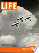 6 Nov 1939