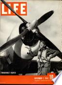 1 Nov 1943