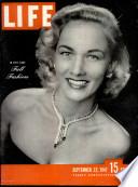 22 Sep 1947