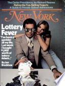 1 Nov 1976